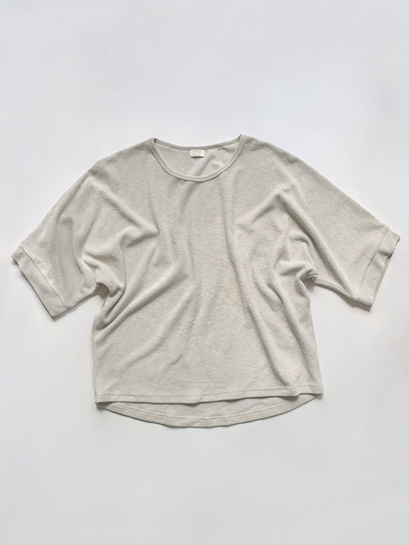 The Oversized Terry Top - Women's