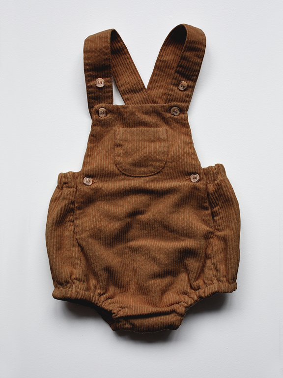 The Overall Romper