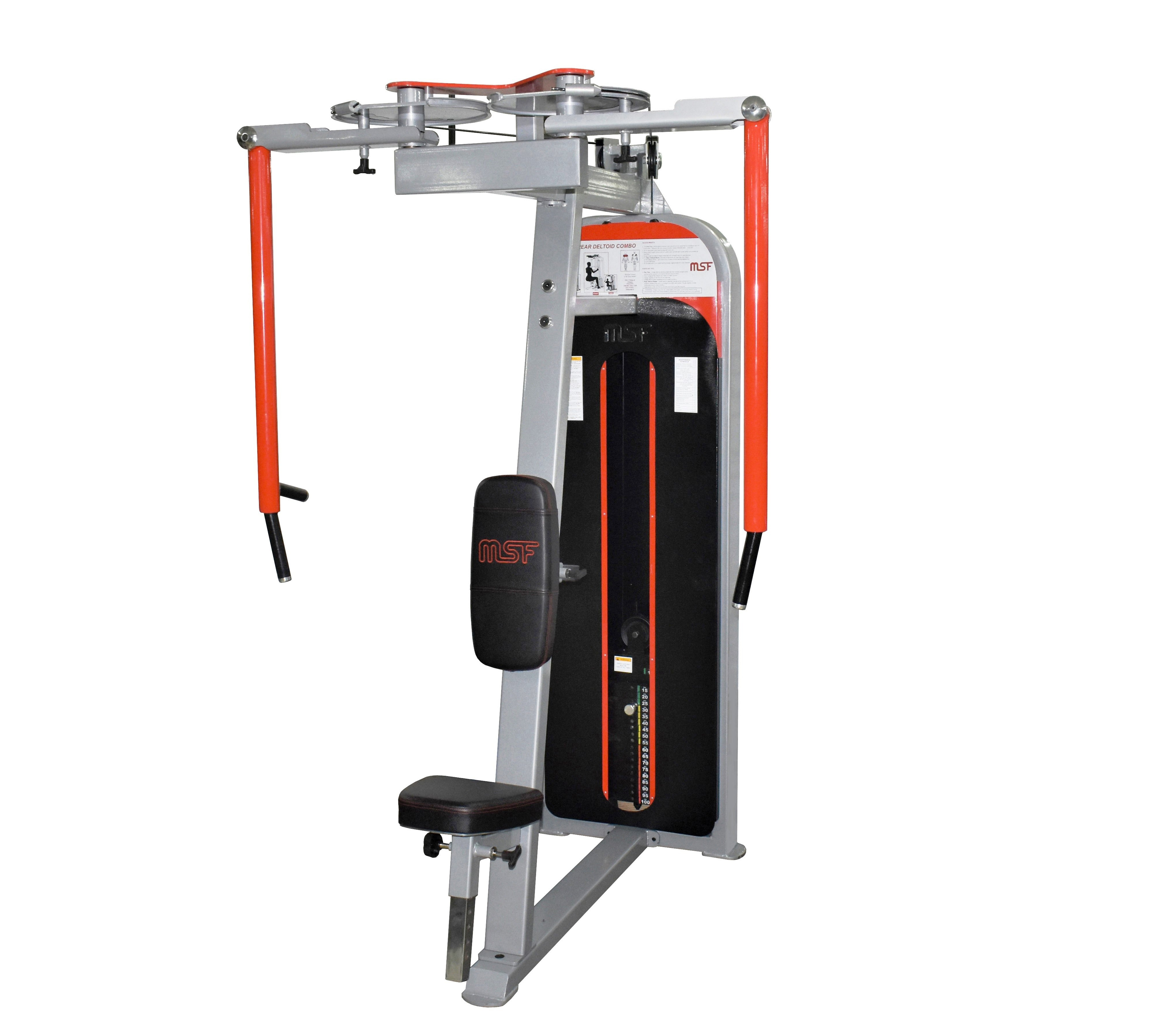 Pec fly / Rear delt machine