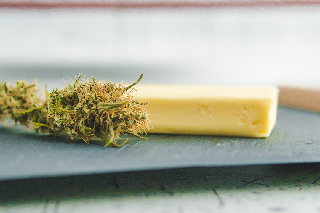 Calm in the Kitchen: The Simple Guide to Making Delicious & Rejuvenating CBD Butter