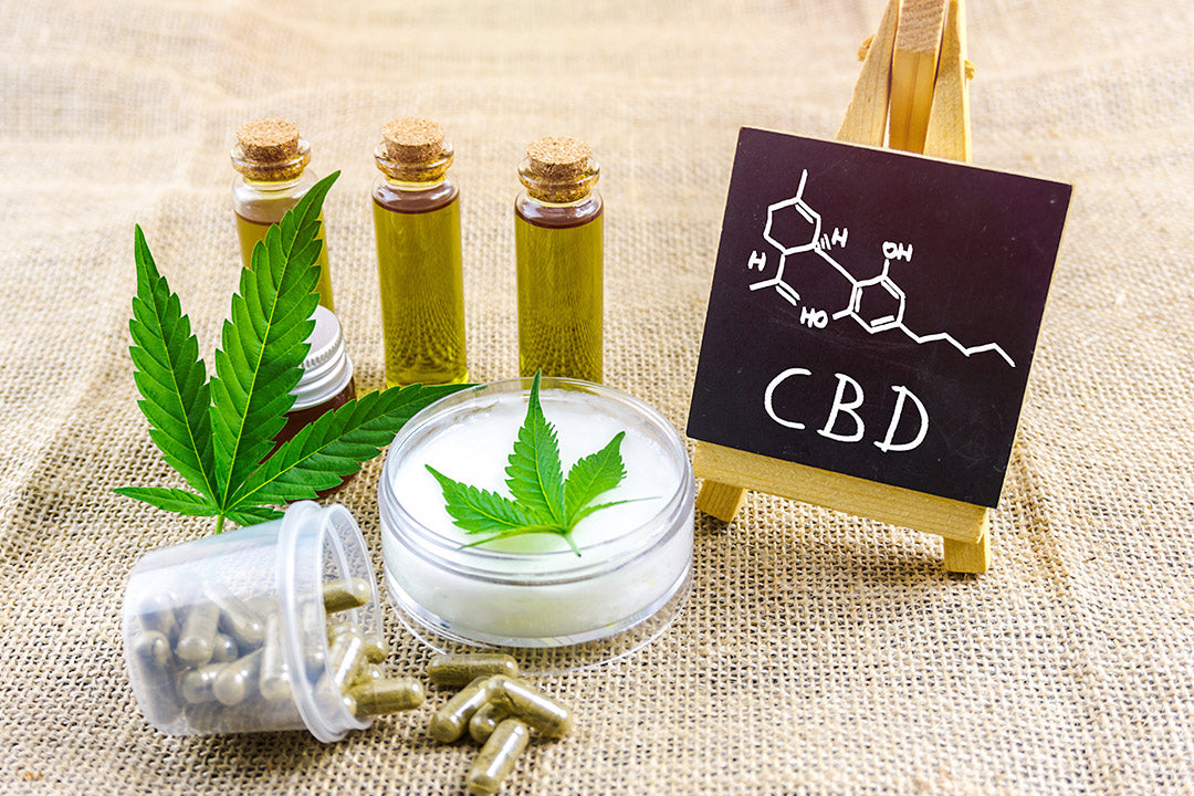 Getting To Know Your CBD