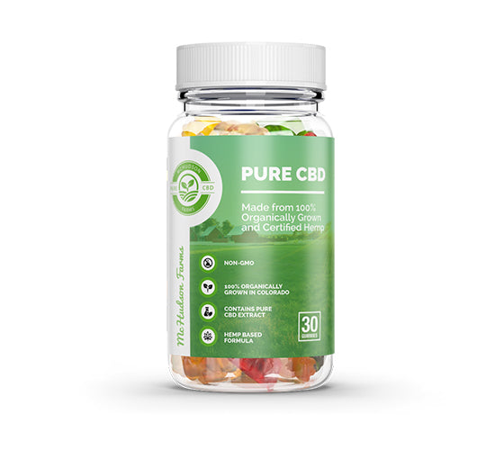 McHudson Farms - Potent CBD Gummies
