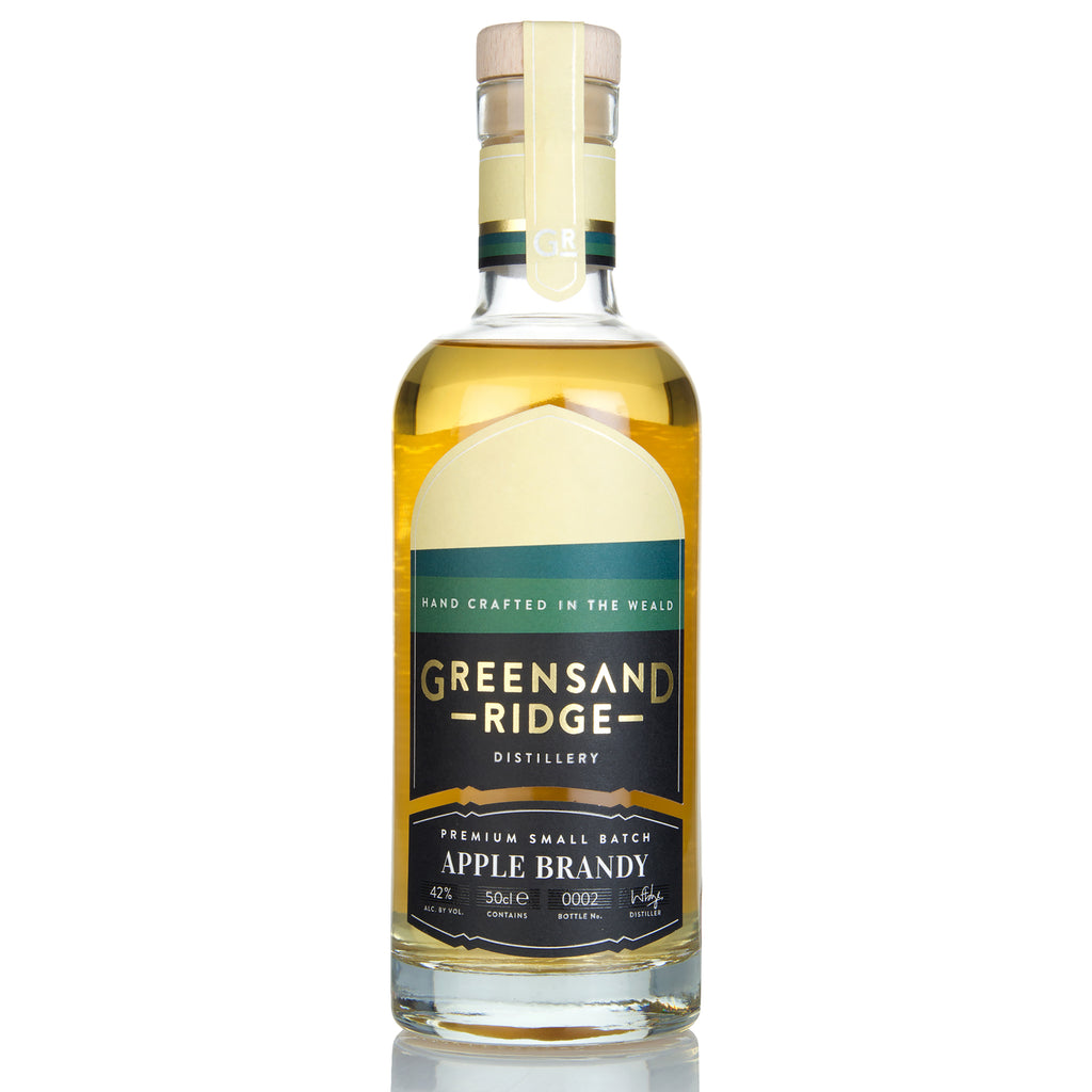 Greensand Ridge Apple Brandy, 50cl