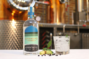 Greensand Ridge London Dry Gin, 70cl