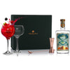 Gin Glass Gift Set with One Gin Sage, 70cl