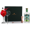 Gin Glass Gift Set with One Gin Sage & Apple, 70cl