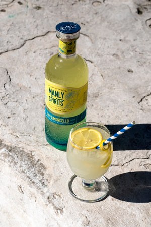 Manly Spirits - Zesty Limoncello | Lillywhite & Brown Spirits Store
