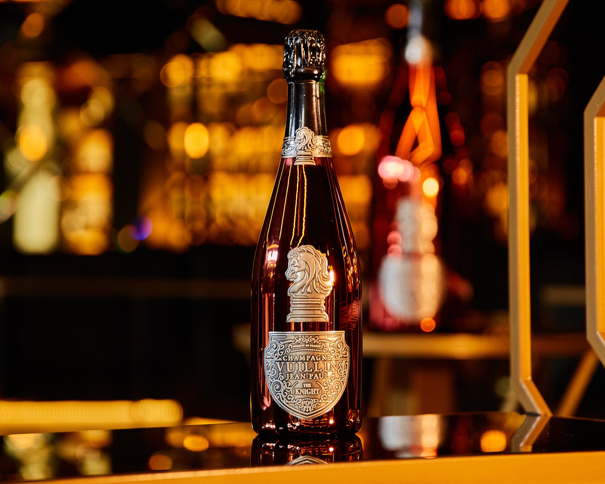 The Knight Champagne, Brut Reserve 75cl