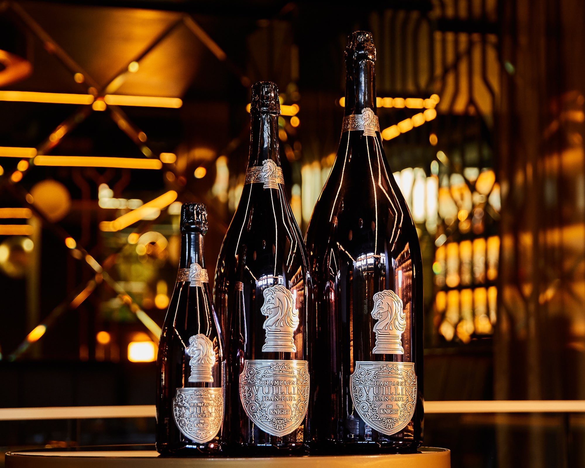 The Knight Champagne, Brut Reserve 6l