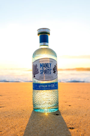 Manly Spirits - Australia Dry Gin | Lillywhite & Brown Spirits Store