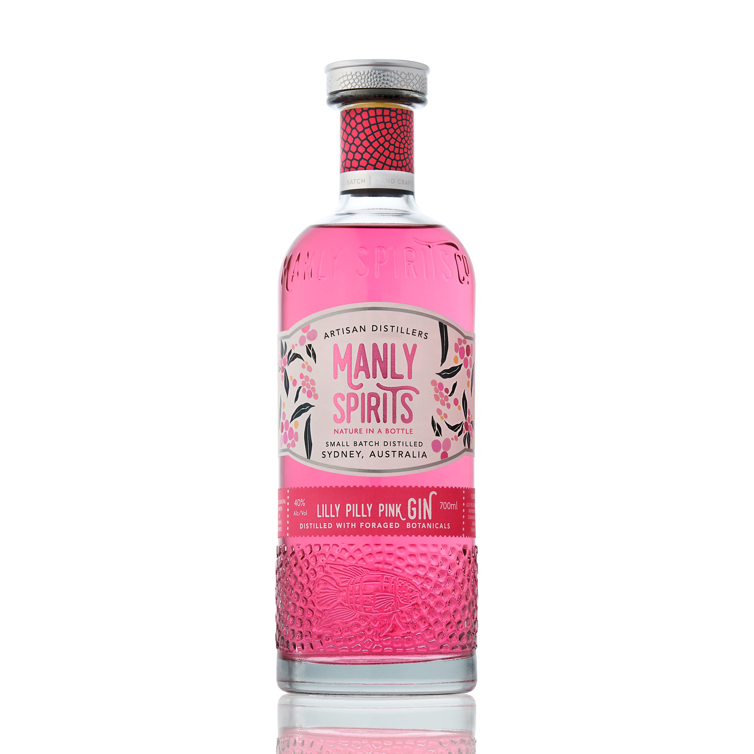 Lilly Pilly Pink Gin, 70cl