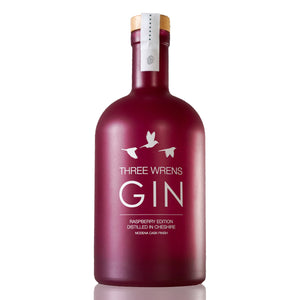Three Wrens Raspberry Edition Gin, 70cl