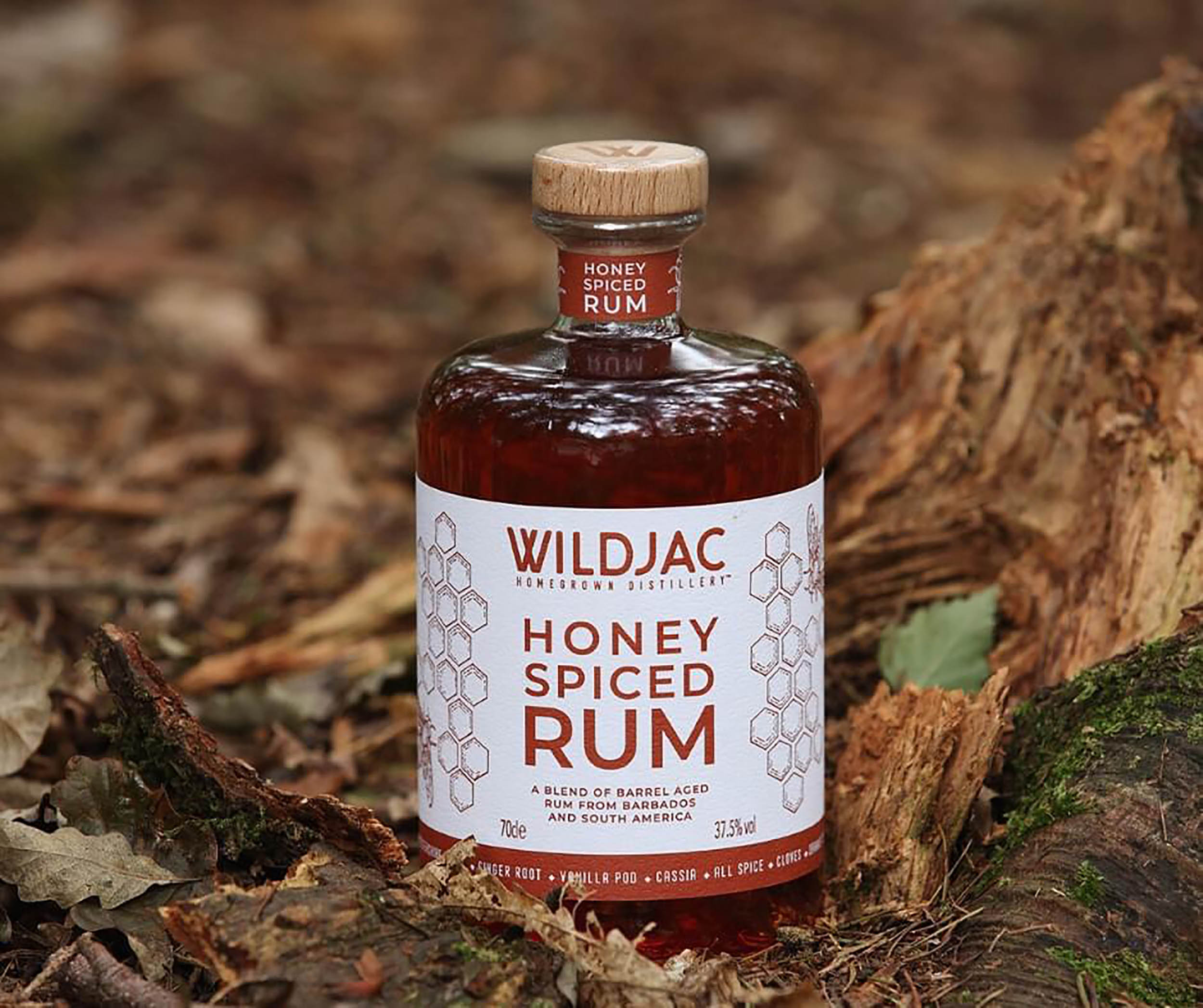 Honey Spiced Rum, 70cl