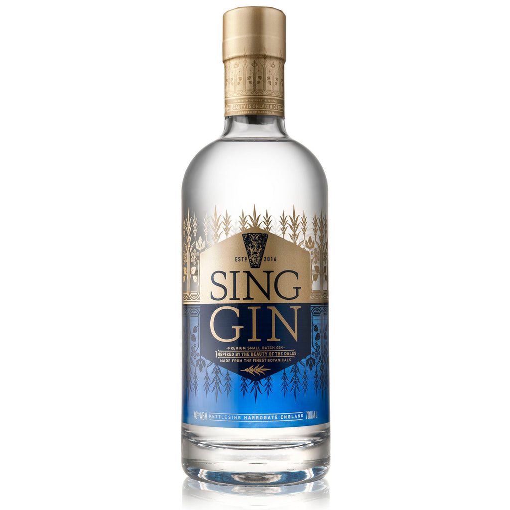Sing Grape Gin, 70cl