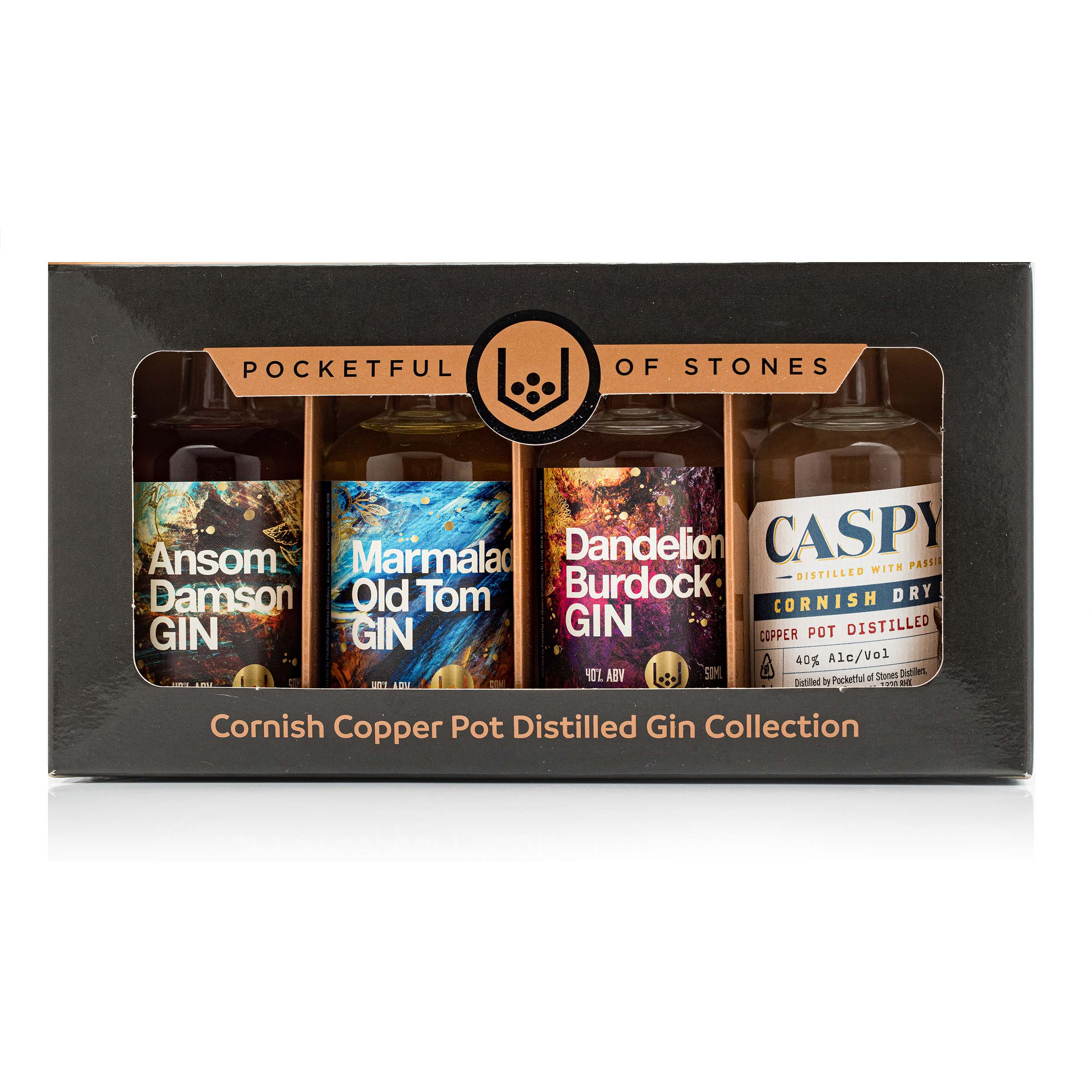 Pocketful of Stones Gin Collection - Gift Set
