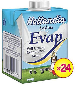 Hollandia Evap Milk 190g x24