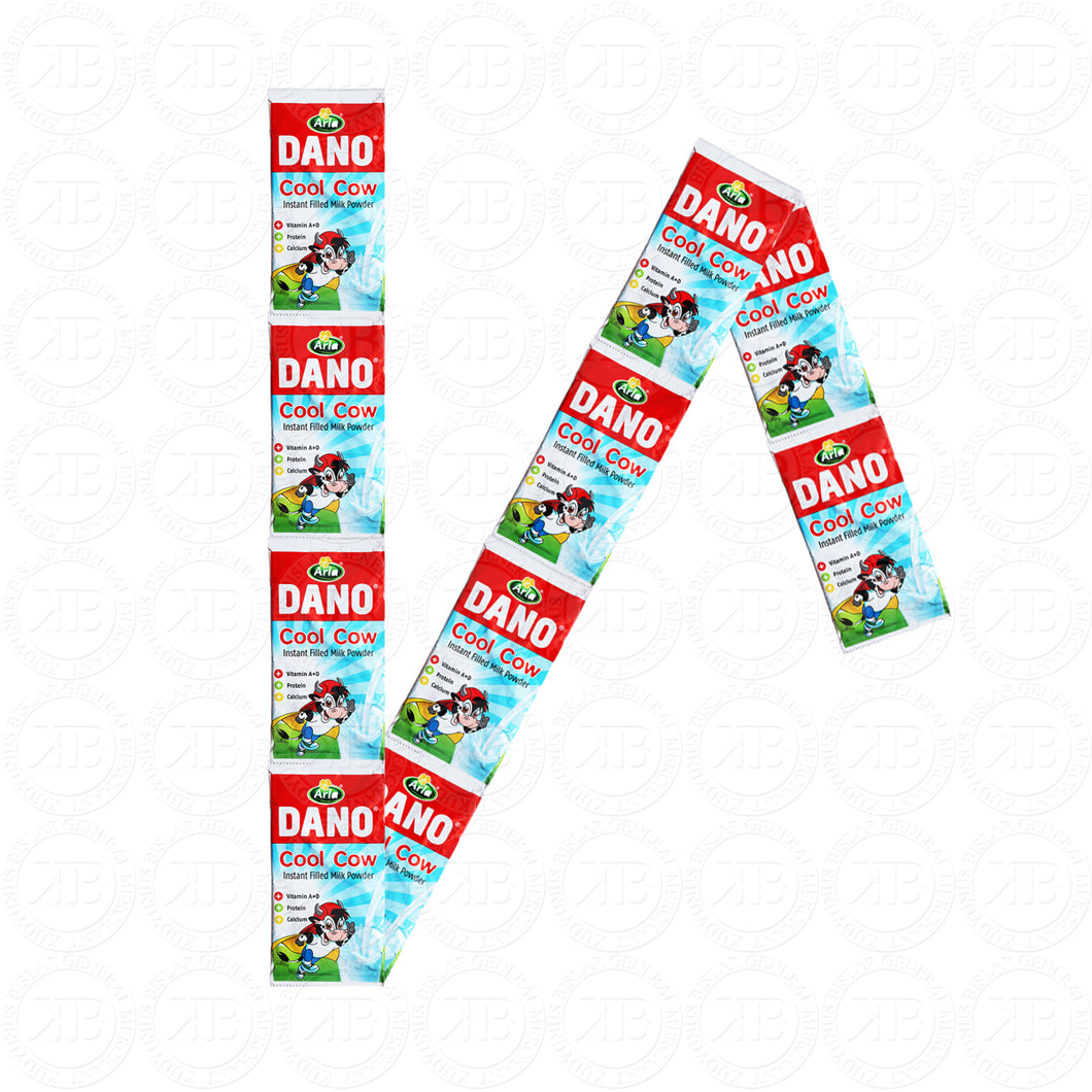 Dano Cool Cow Instant Filled Milk Powder Sachet 12g x 240