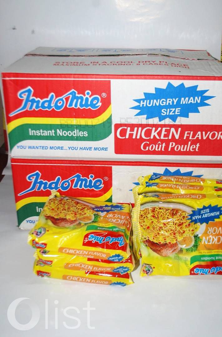 Indomie Noodles Chicken Hungry Man 24x180g (1 carton)