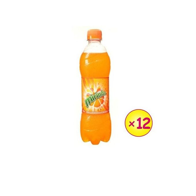 Mirinda Orange Mirinda (12 In A Pack)