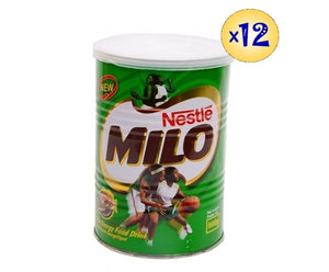 Nestle Milo Hot Chocolate Tin 500g x12