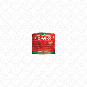 Ric-Giko Tin Tomato Paste 2200g 1 Carton