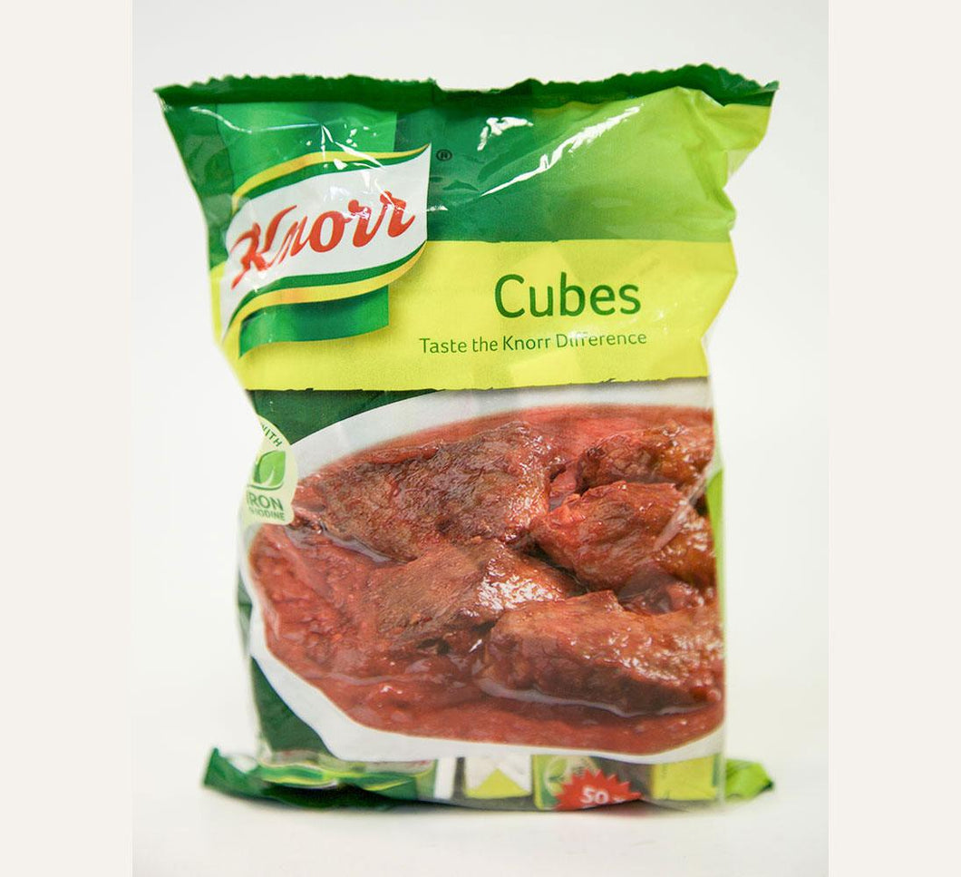 Knorr Beef Boulion Cube Forti 8g X 50 X 17