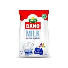 Dano Full cream Milk Powder 12 x 360g (1carton)