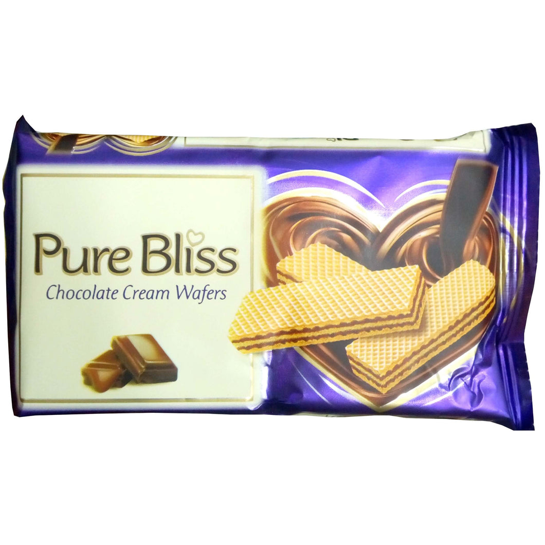 Pure Bliss Chocolate Cream Wafers 45 g