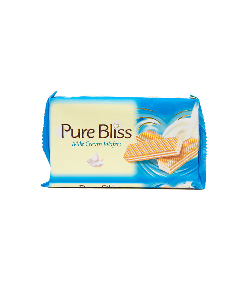 Pure Bliss Milk Cream Wafers 45g