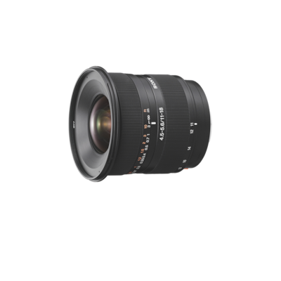 DT 11–18mm F4.5–5.6