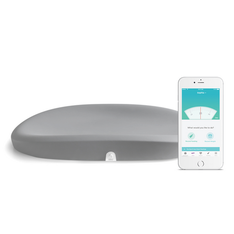 Hatch Grow Smart Changing Pad & Scale   Wumblekin Pregnancy Must-Haves Box
