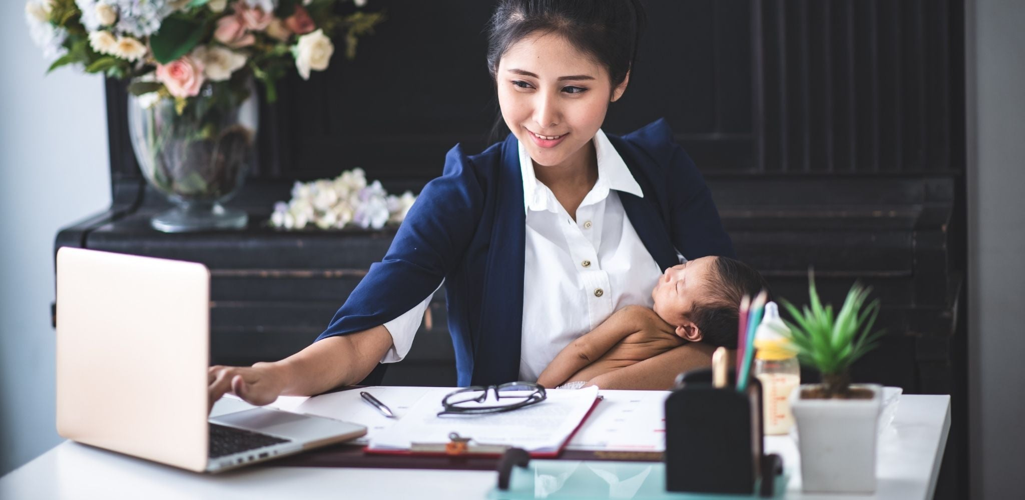 Things you should think about after baby is born to prepare for returning to work
