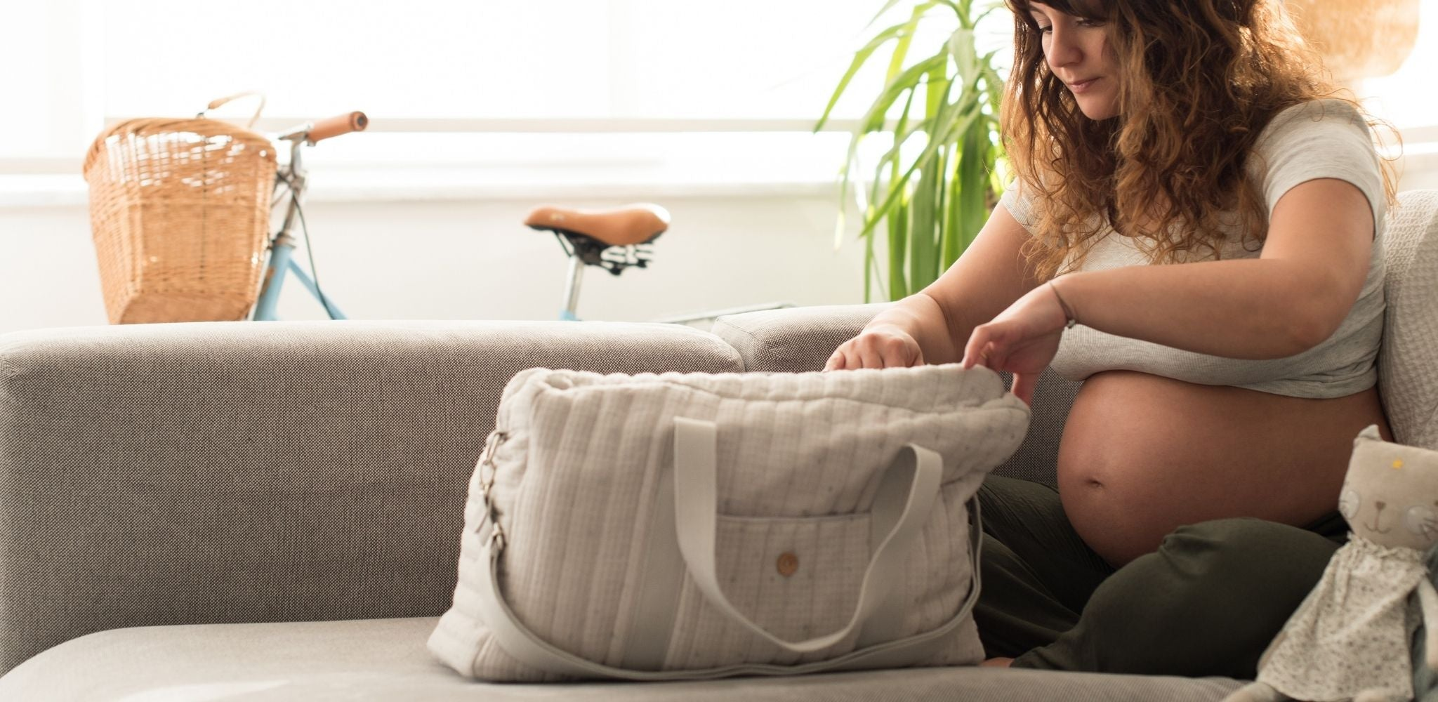 What to pack in your hospital bag to give birth   Wumblekin