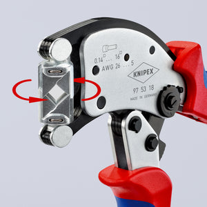 KNIPEX 97 53 18 SB Application