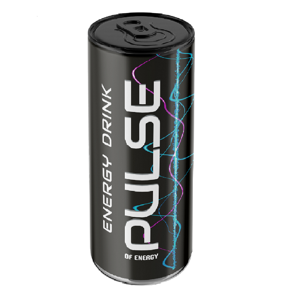 Energinis gėrimas PULSE 355 ml