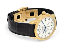 Load image into Gallery viewer, Glashütte Senator Chronometer Manual Wind Watch in 18K Yellow Gold