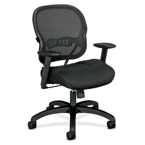 Basyx by HON VL712MM10 Mid-back Mesh Task Chair - Flyer Promo