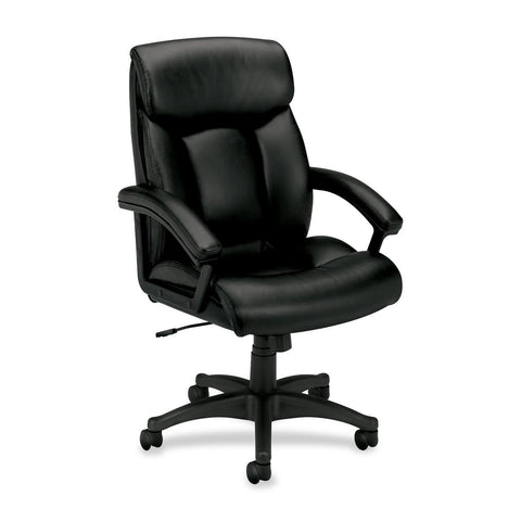 Basyx by HON VL151 High Back Loop Arm Executive Chair - Email Promo