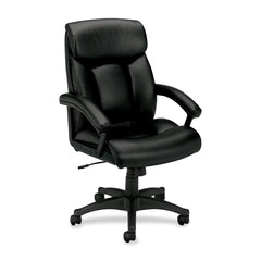 Basyx by HON VL151 High Back Loop Arm Executive Chair