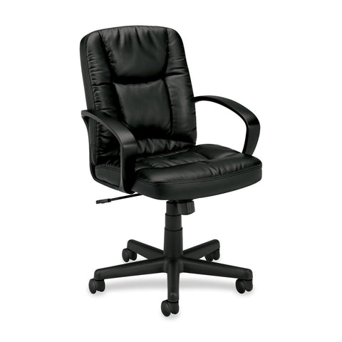 Basyx by HON VL171 Mid Back Loop Arm Management Chair - Flyer Promo