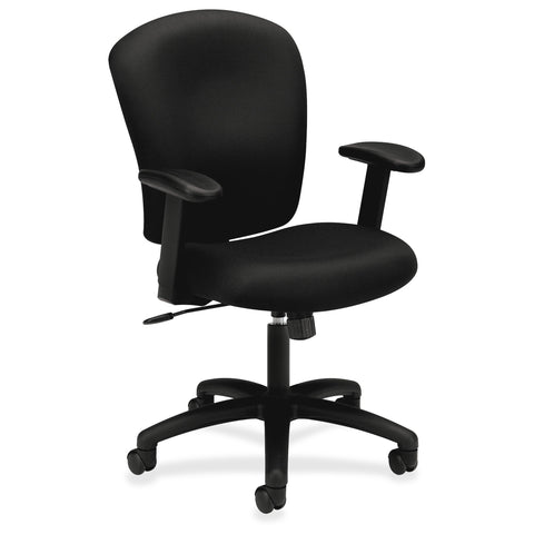 Basyx by HON VL220 Mid Back Task Chair - Email Promo
