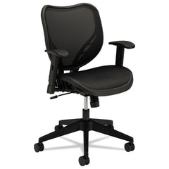 Basyx by HON VL552MST1 Mid-Back Work Chair - Email Promo