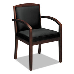 Basyx by HON VL853NSP11 Wood Guest Chair - Email Promo