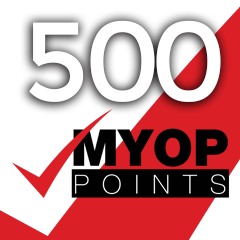 500 Bonus MYOP Points per chair ordered