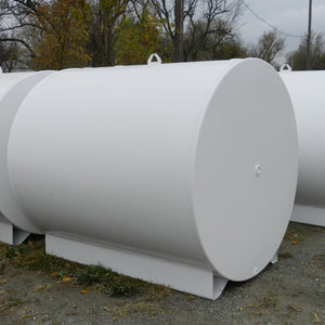 1000 Gallon Skid Tank (Single Wall)