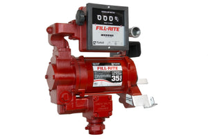 Fill-Rite 311VN Fuel Transfer Pump-115 Volt (30 GPM)-PUMP and METER ONLY