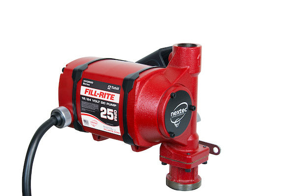 Fill-Rite NX3204 Fuel Transfer Pump-12/24 Volt (25 GPM)-PUMP ONLY