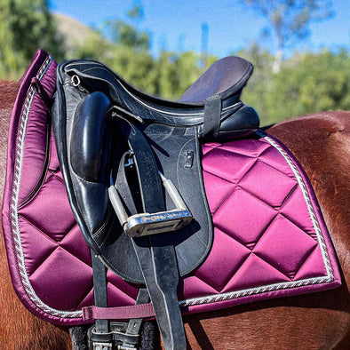 SoCal Collection Simi Dressage Saddle Pad | Pre-Order