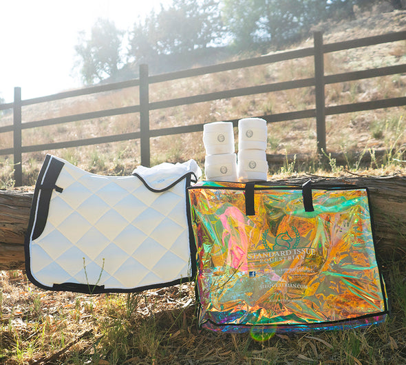 Standard Collection White Dressage Matchy Bundle