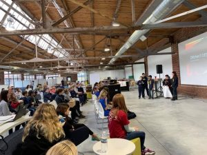"Fluxspace hosted a ""Dream It, Design It"" challenge"